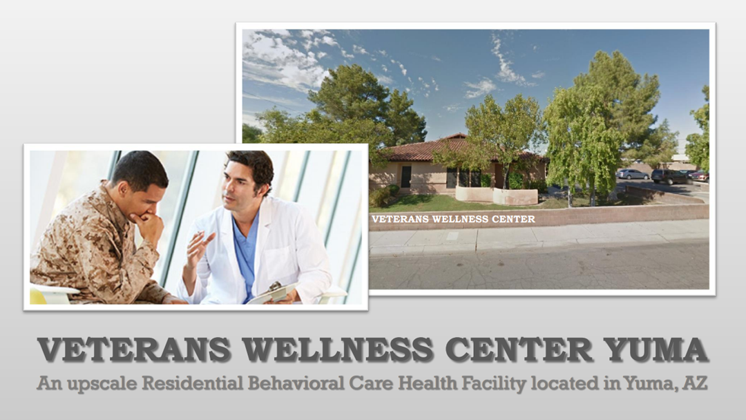 Veterans Wellness Center Yuma