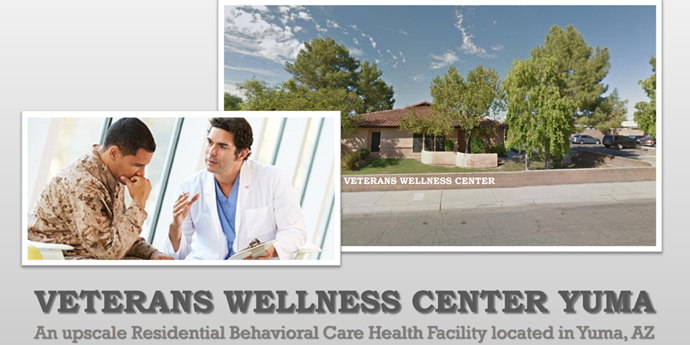 Opportunity: Veterans Wellness Center Yuma