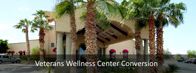 Clarion Suites Veterans Wellness Center Conversion